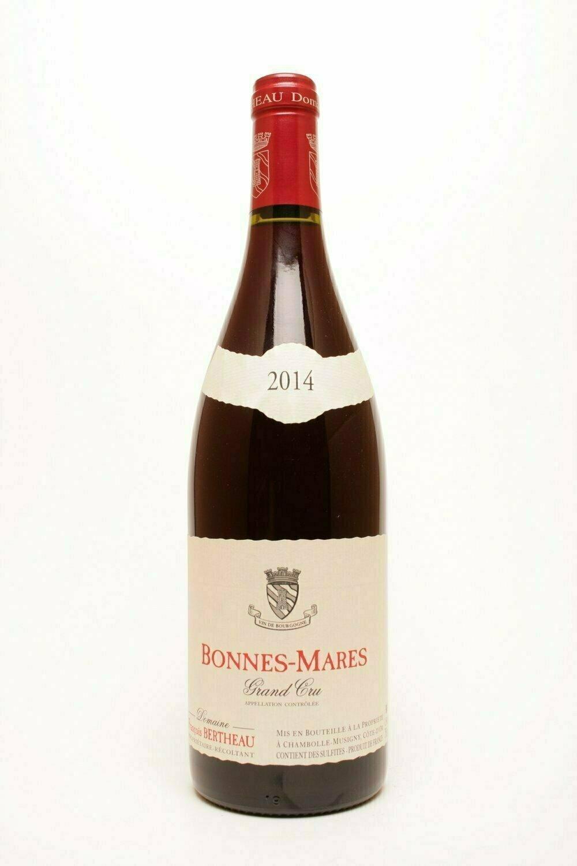 Domaine François Bertheau Bonnes-Mares Grand Cru 2014