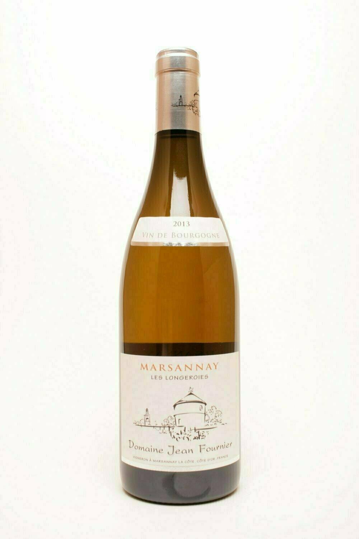Domaine Jean Fournier Marsannay blanc Les Longeroies 2017