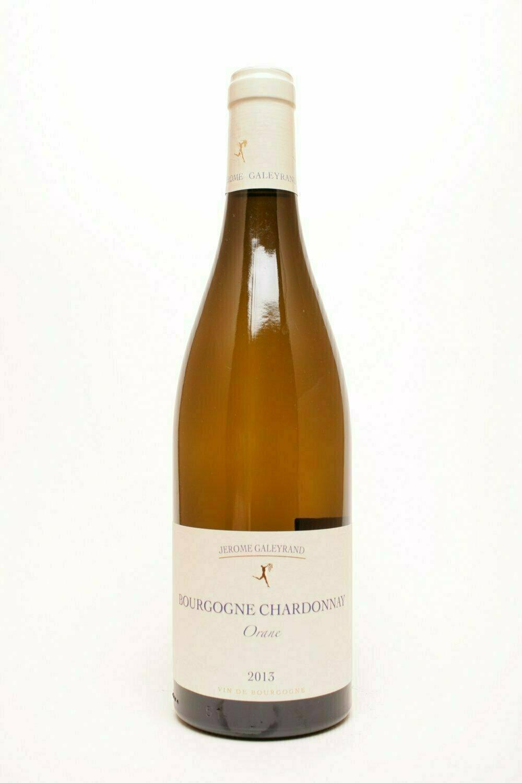 """Domaine Jérôme Galeyrand Bourgogne Blanc """"Orane"""" 2014"""