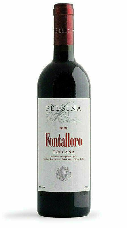 Fèlsina IGT Toscana Fontalloro 2016