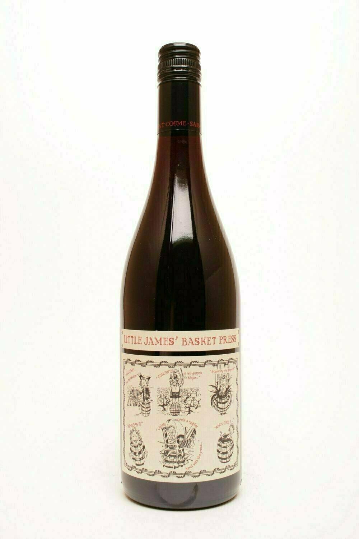 Saint Cosme Vin de France Little James Basket Press rouge
