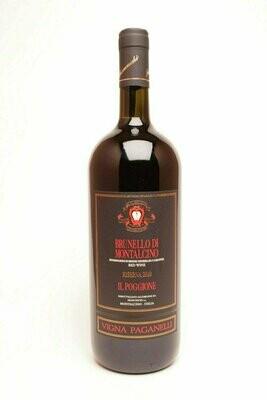 Il Poggione Brunello di Montalcino Riserva Vigna Paganelli 2010 magnum (OWC)
