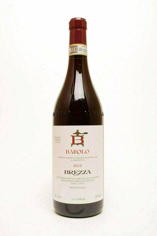Brezza Barolo Classico 2012