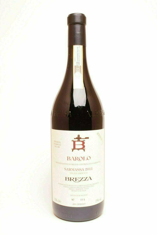 Brezza Barolo Riserva Sarmassa Vigna Bricco 2011 magnum