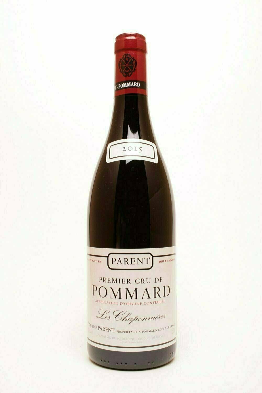 Domaine Parent Pommard 1°Cru Les Chaponnières 2010