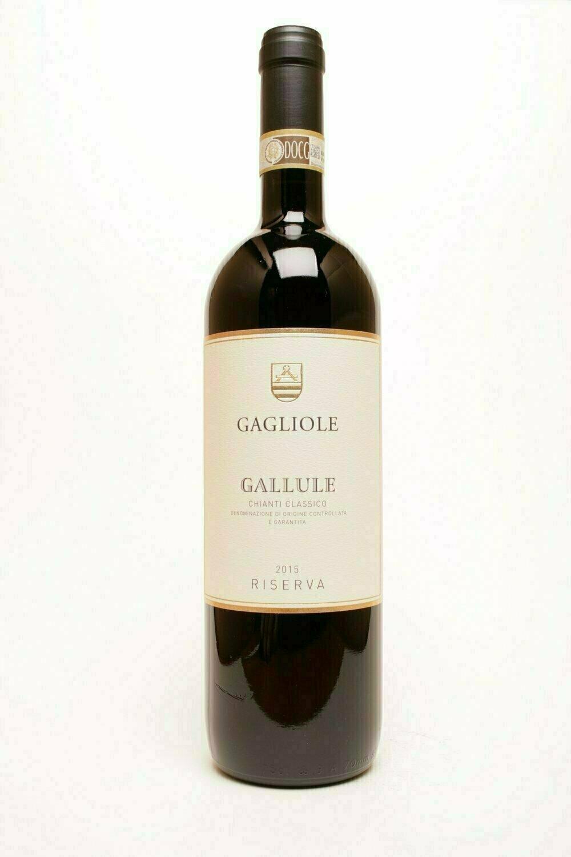 Gagliole Gallule Chianti Classico Riserva 2016