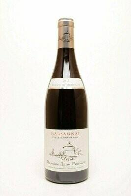"""Domaine Jean Fournier Marsannay """"Cuvée Saint Urbain"""" 2014"""