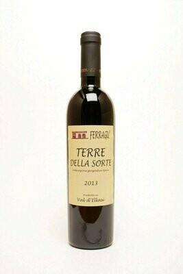 """Carlo Ferragù Veneto passito rosso igt  """"Terre della Sorte"""" 2013   50cl"""