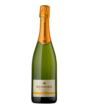 Domaine Dominique Gruhier Crémant de Bourgogne Brut 2017