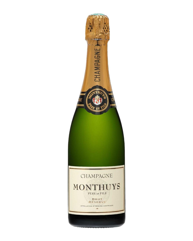 Champagne Monthuys Pére & Fils Réserve Brut