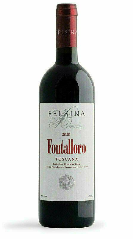 Fèlsina IGT Toscana Fontalloro 2011 (new release)