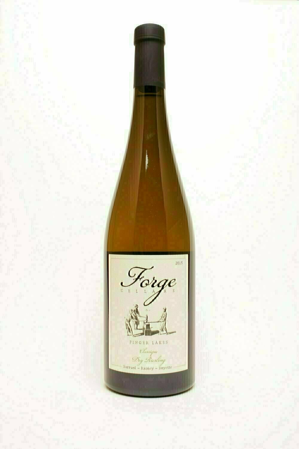 Forge Cellars Seneca Lake Riesling Dry Classique 2018