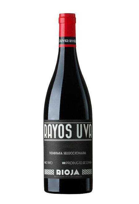 Olivier Rivière Rioja Rayos Uva 2018