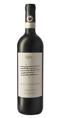 Istine Chianti Classico Sangiovese Vigna Cavarchione 2016