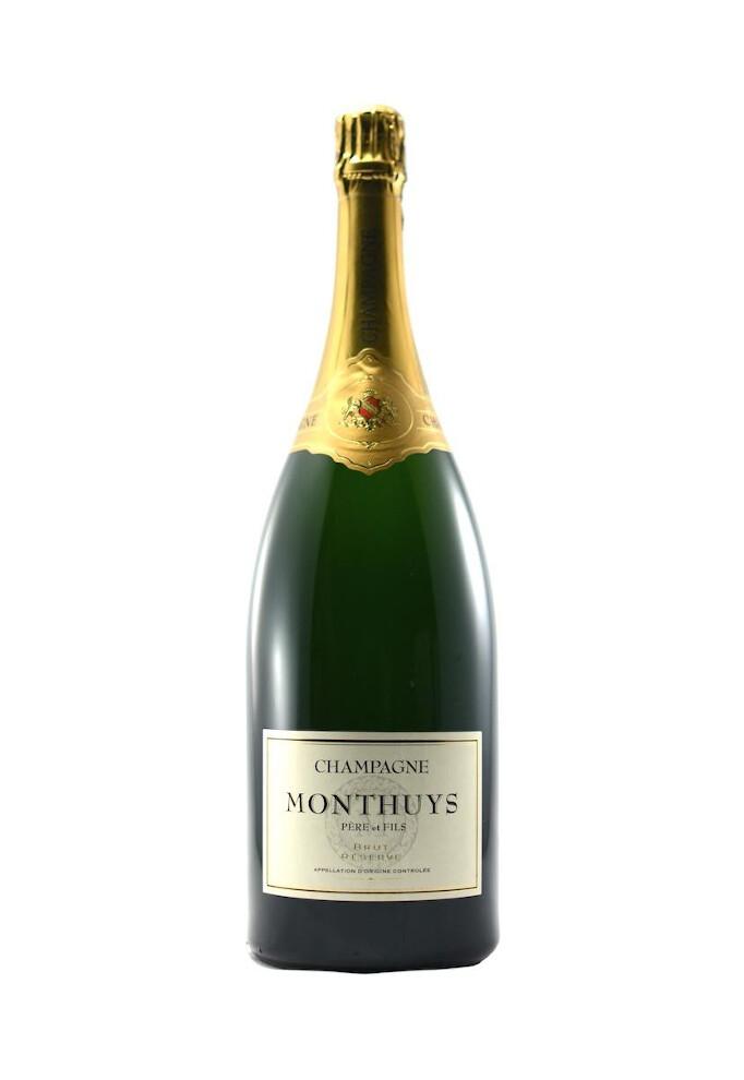 Champagne Monthuys Pére & Fils Réserve Brut Magnum