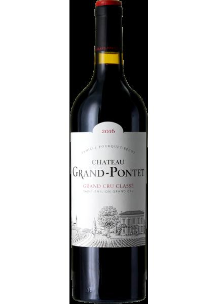 Château Grand-Pontet Saint-Emilion Grand CruClassé 2016