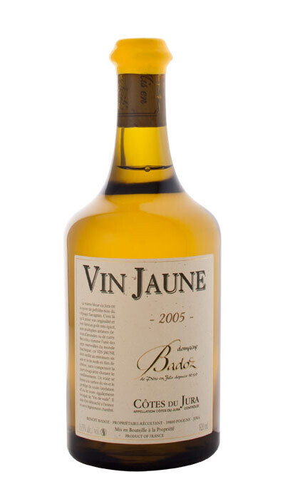 Domaine Badoz Vin Jaune 2014