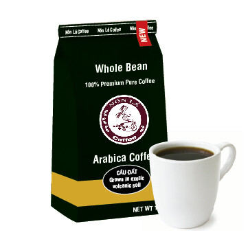 Cầu Đất Arabica. Premium - Whole Bean