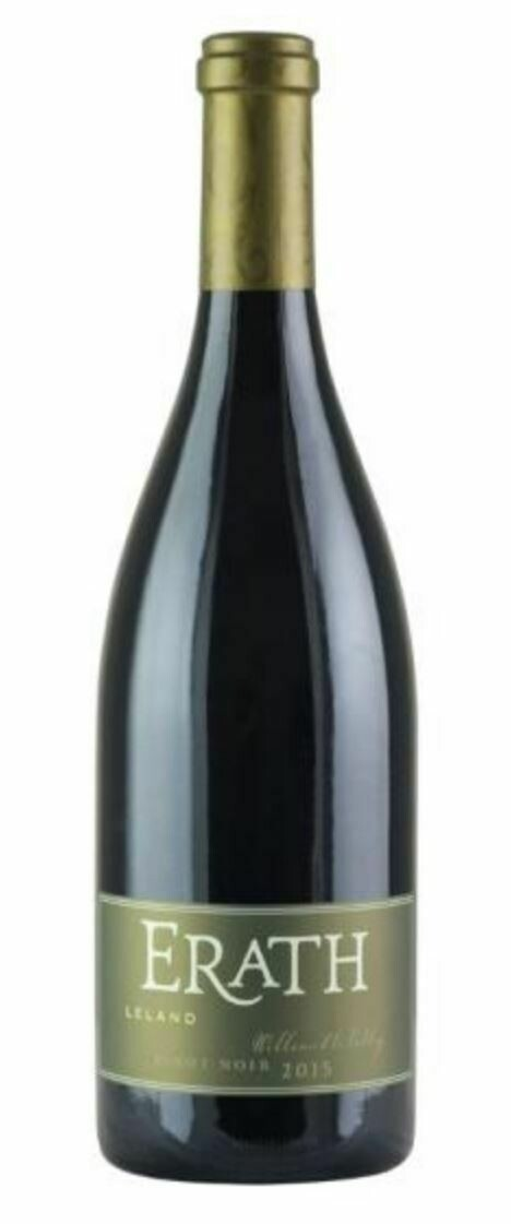 Erath Vineyard, Pinot Noir,  'Leland,' Willamette Valley