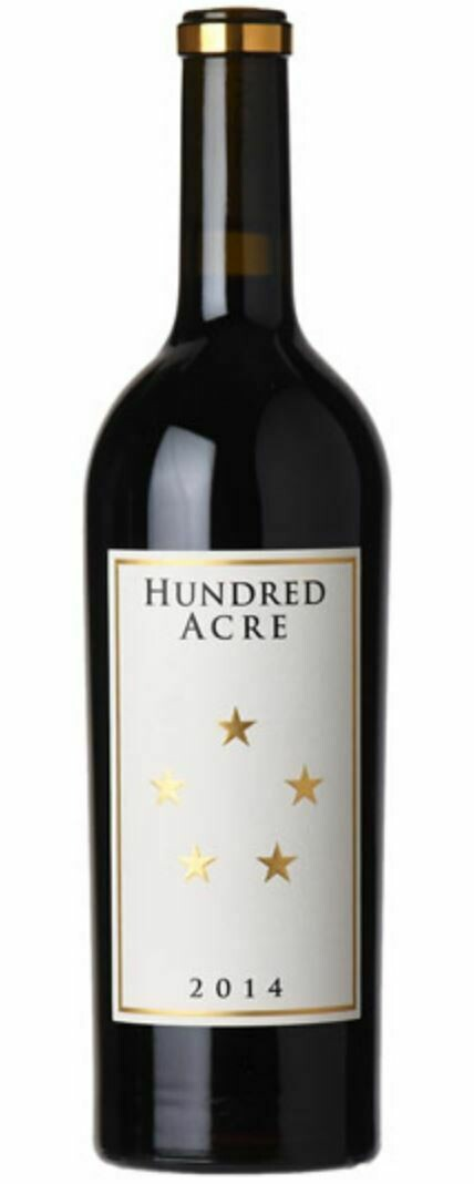 "Hundred Acre, Cabernet, 'Kayli Morgan Vineyard"" Napa Valley"