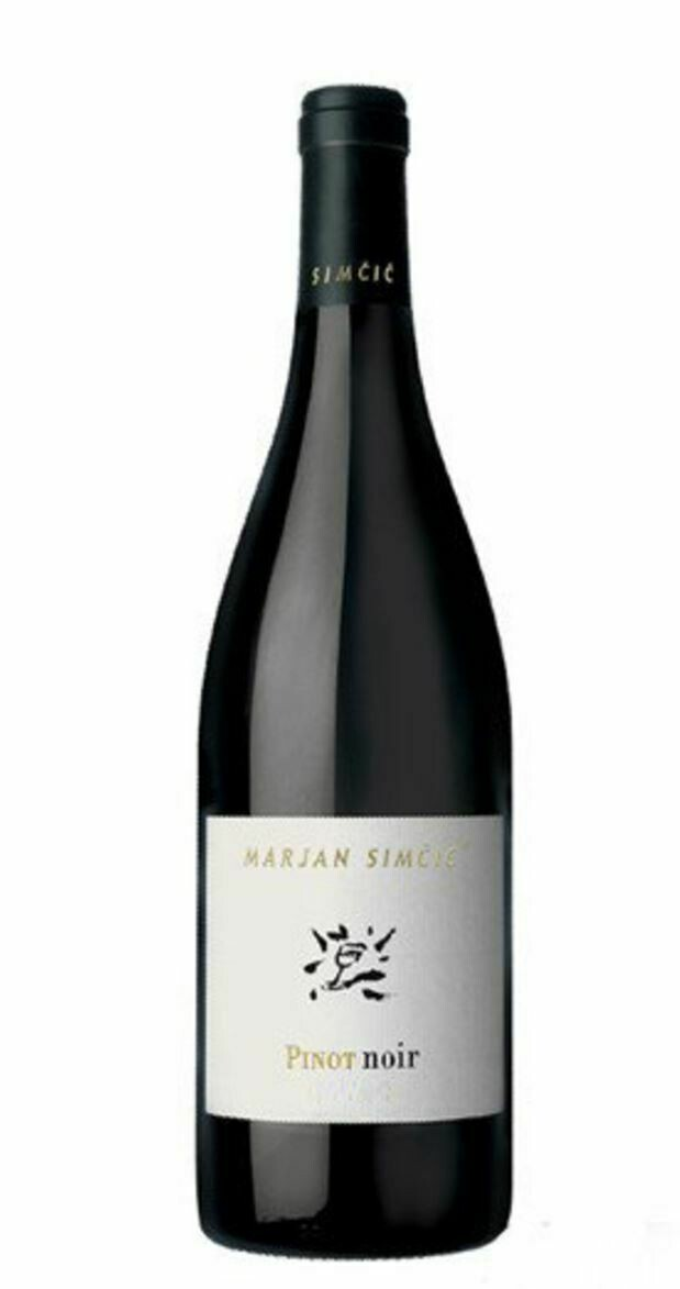 Marjan Simcic, Pinot Noir Selekcja