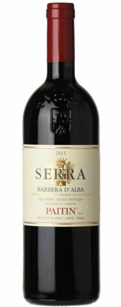 Paitin, Barvera d'Alba Serra
