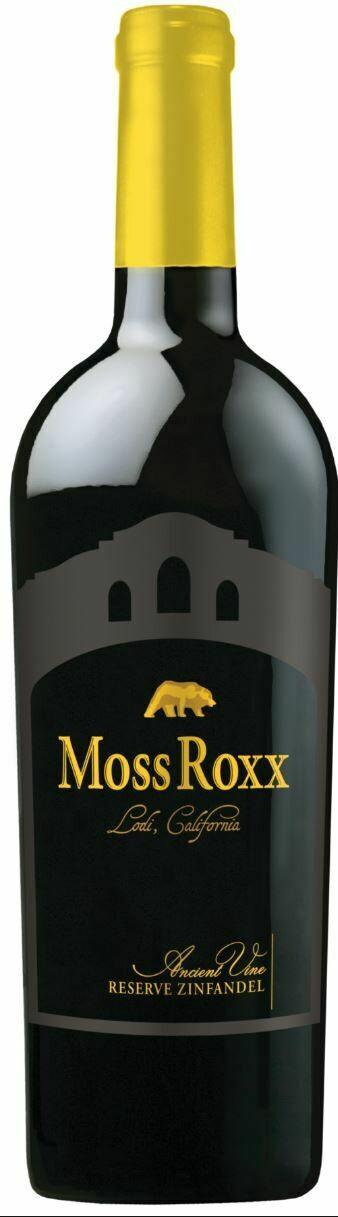 Moss Roxx, Zinfandel, Lodi