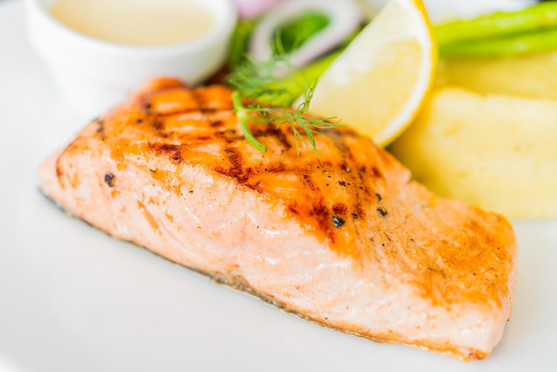 Mother's Day Atlantic Salmon Filet Dinner