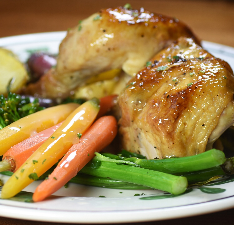 Mother's Day Pollo Arosto Dinner