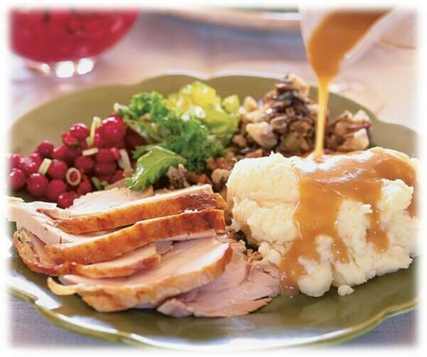 Single in Seattle Thanksgiving Dinner Popup at Cone & Steiner Pioneer Square