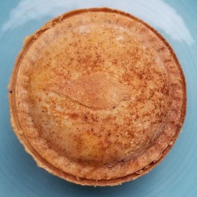 Gluten-free BBQ Pork Pot Pies, pre-cooked, frozen, 10oz each