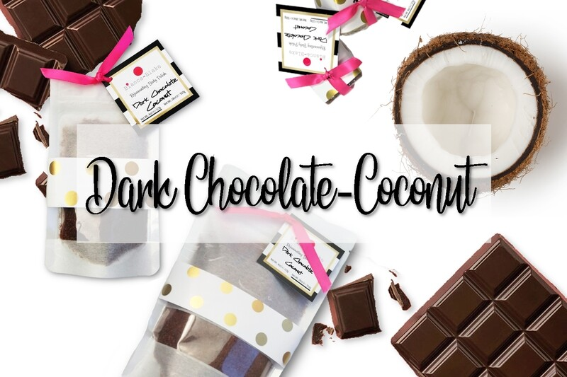 Dark Chocolate-Coconut