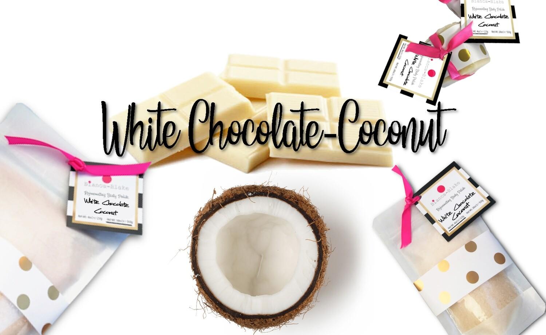White Chocolate-Coconut