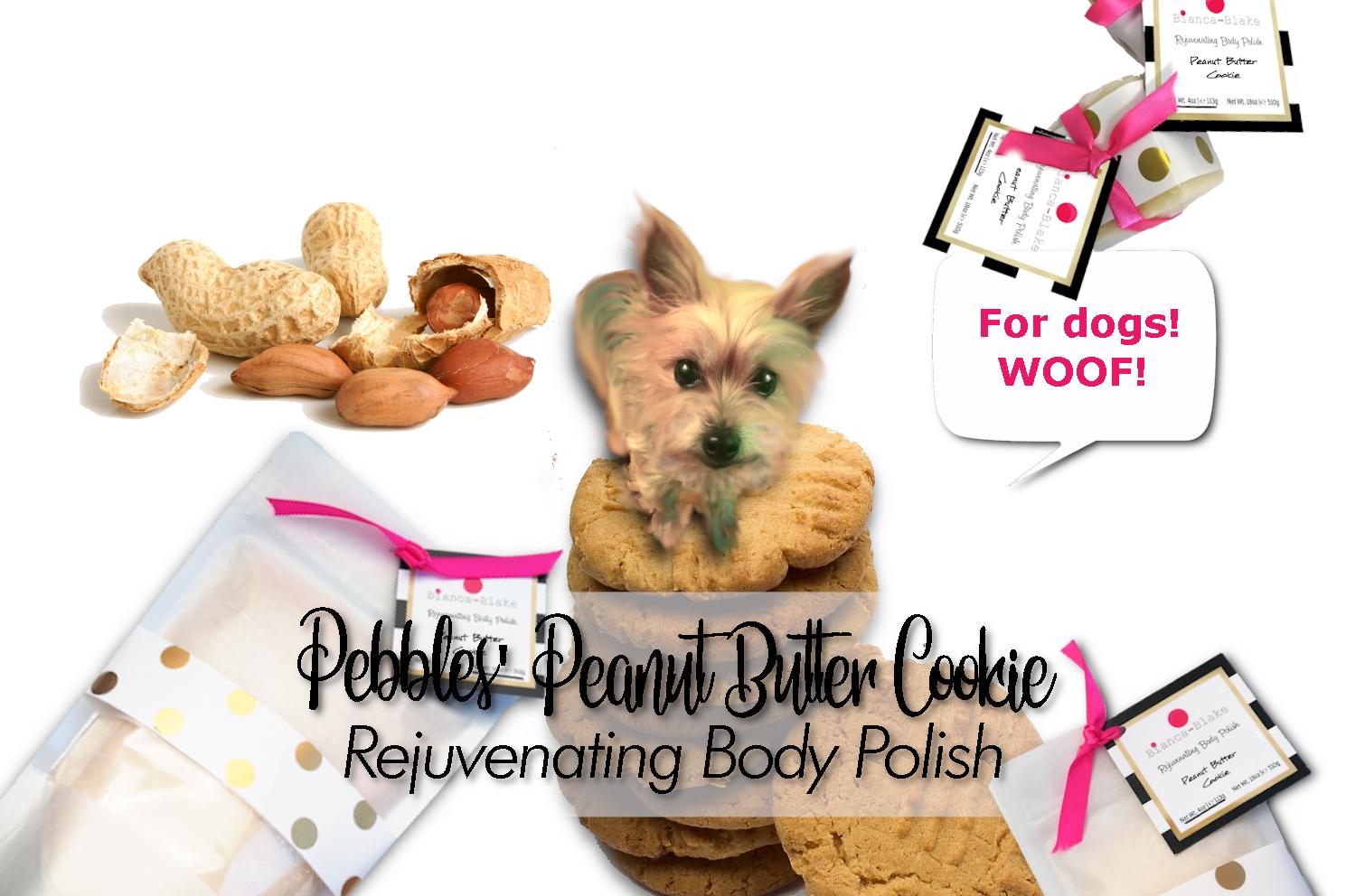 Pebbles' Peanut Butter Cookie Body Polish