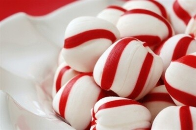 White Chocolate-Peppermint