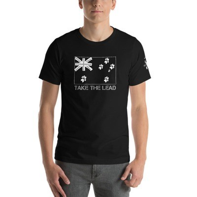 Take the Lead Fit Dog T-Shirt