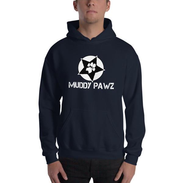 Muddy Pawz Star Hooded Sweatshirt