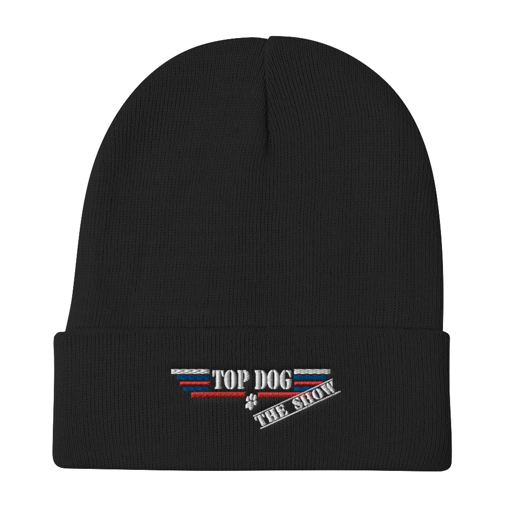 The Top Dog Show Beanie
