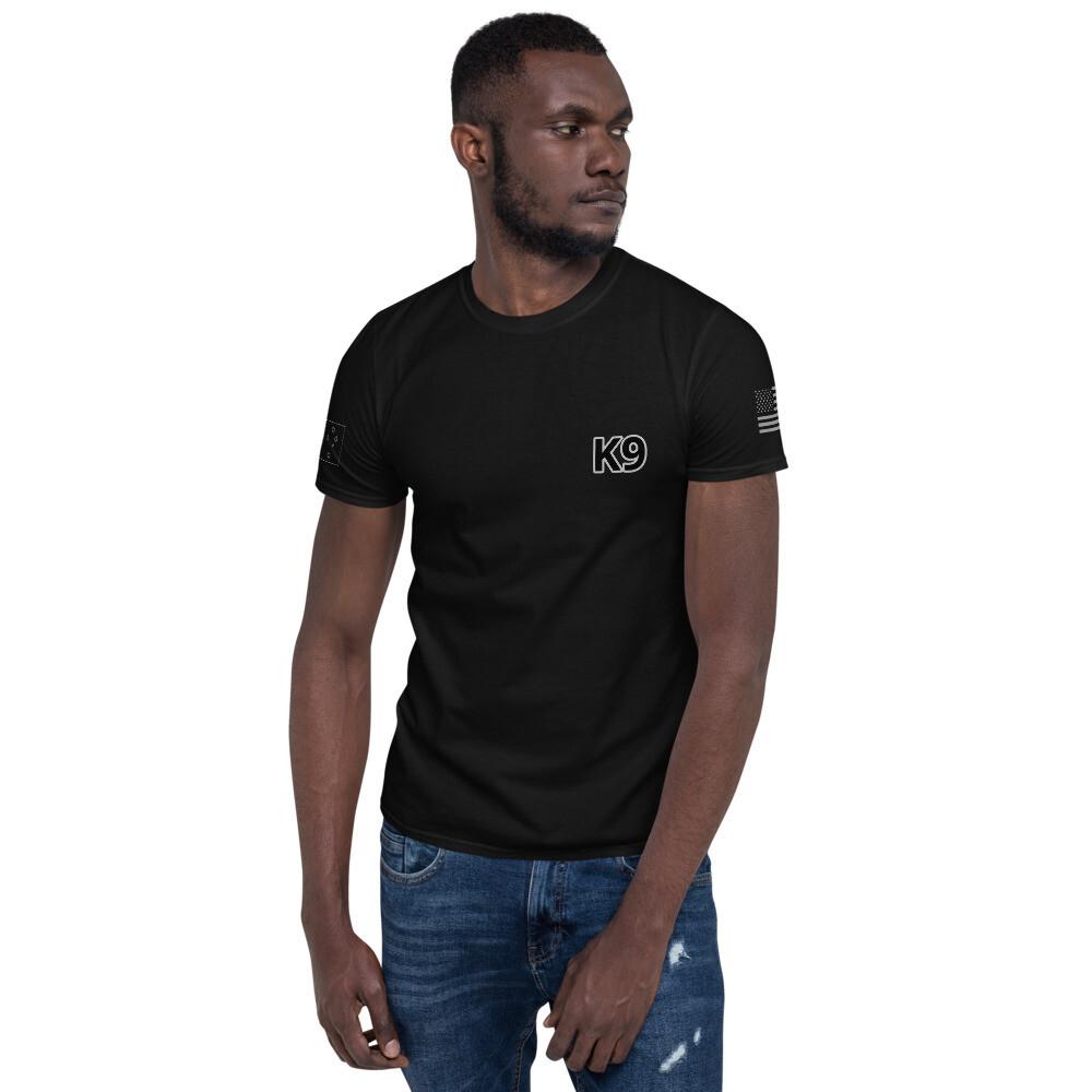 The Top Dog Show K9 Unisex T-Shirt