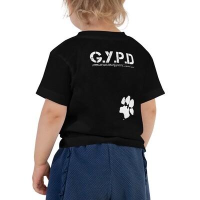 GYPD Toddler Short Sleeve Tee