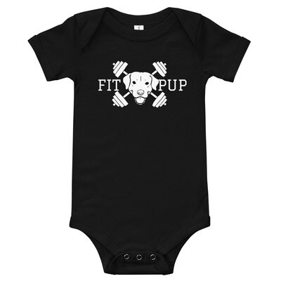 Fit Pup baby one piece