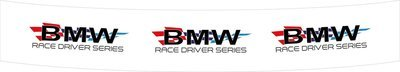BMWRDS Screen Banners 200mm (100mm $23)
