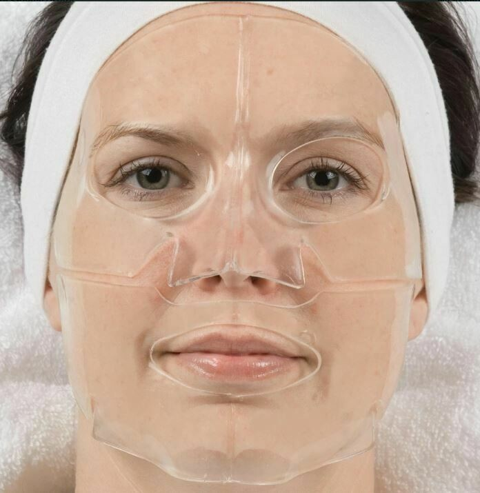Crystal Collagen Infusion Mask