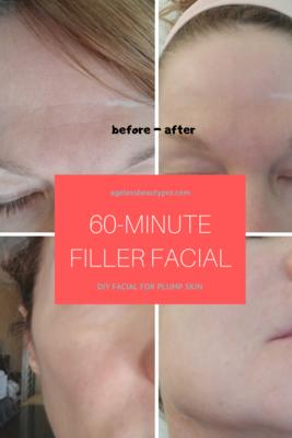 60-Minute Filler Facial Set