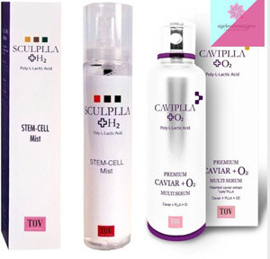 SCULPLLA SET - CAVIPLLA + H2 MIST