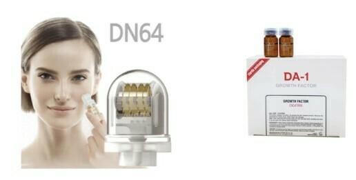 4GF  MICRONEEDLE SET - ANTI-AGING GROWTH FACTORS