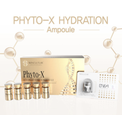 PHYTO-X HYDRATION Microneedle Set