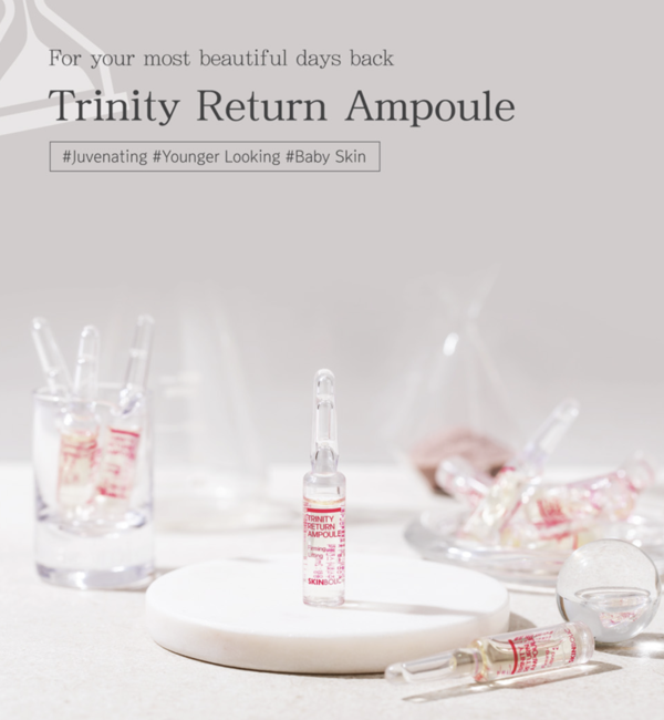 TRINITY RETURN AMPOULES