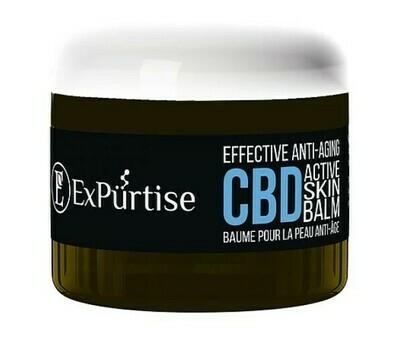 ExPurtise CBD Active Skin Balm
