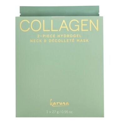 Collagen Hydrogel Neck & Décolleté Mask